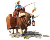 Перевозка грузов  в albion online